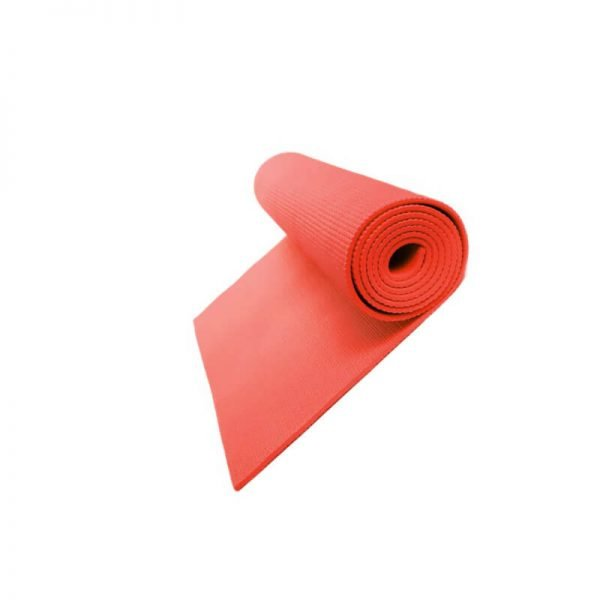 Red Yoga Mat