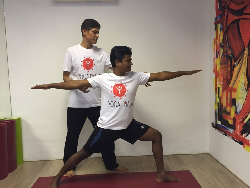 Yoga Mala Teacher Training-Oct-Nov2015 Batch Pic-1