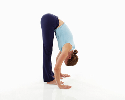 Lower Back Pain - Padahastasana
