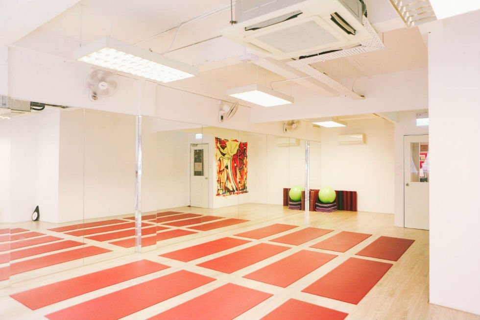 Yoga Mala Yoga Studio Rental Main Hall